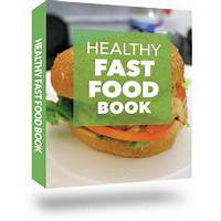 Healthy fast food book coupon codes