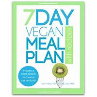 Cash back for healthy meals ideas 7 day meal planner