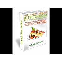 Healthy urban kitchen cookbook inexpensive