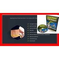 Healthy with paleo stunning sales page design high converting promo codes