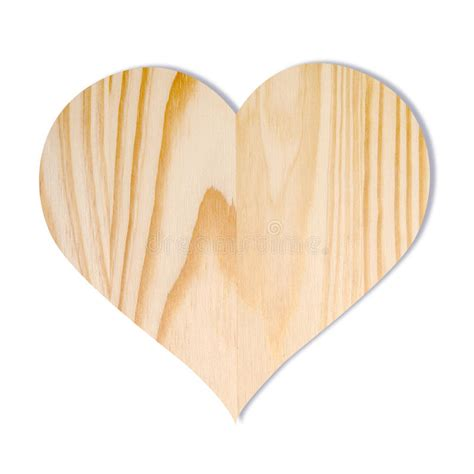 Heart shaped wood cutouts Image
