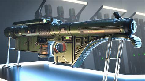 Heavy Laser Rifle Long War