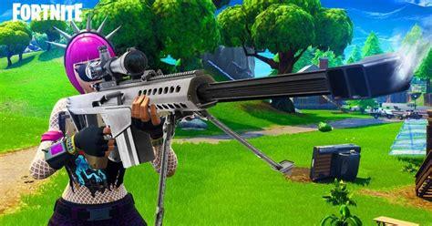 Heavy Sniper Rifle Challenge