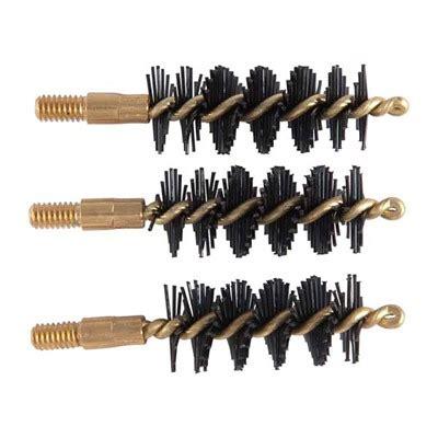 Heavy Weight Nylon Bore Brush 50 Pistol 3 Pak