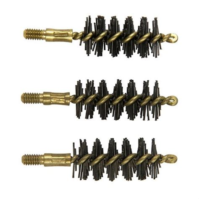 HEAVY WEIGHT NYLON BORE BRUSH 50 Pistol 3 Pak - Brownells UK