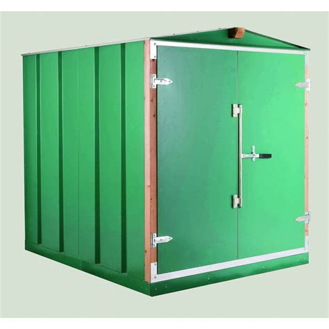 Heavy duty storage shed Image