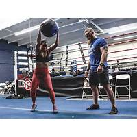 Heavy hitter boxing training step by step