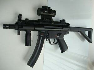 Heckler And Koch Mp5  Ebay.