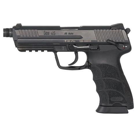 Heckler Koch HK45 V1 Tactical Handgun Semi-automatic