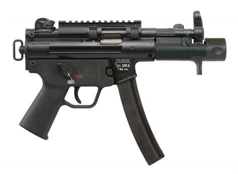 Heckler Koch M750900a5 Sp5k Pistol 9mm Black 4 5in 30rd