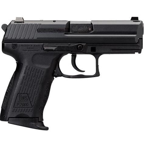 Heckler Koch P2000 V3 Pistol 9mm 13rd 3 66in Black