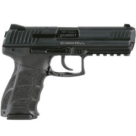Heckler Koch P30L V3 Pistol 9mm 15rd 4 45in Black