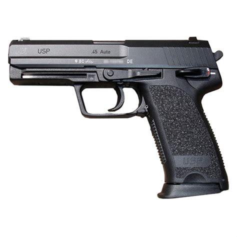 Heckler Koch USP 45 Overview - Gunstreamer Com