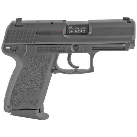 Heckler Koch Usp V1 Compact Pistol 45 Acp 8rd 3 8in Black