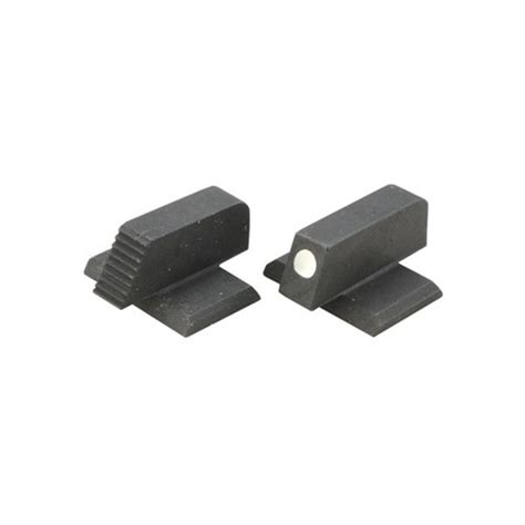 Heinie Ramp Dovetail Front Sights 175 Black Ramp Front Sight