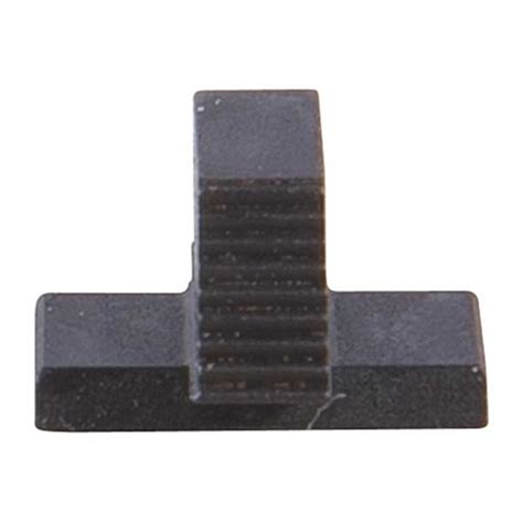 Heinie Ramp Dovetail Front Sights 185 Black Ramp Front Sight