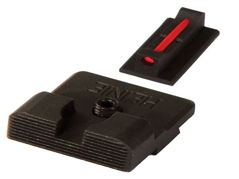 Heinie Slant Pro Rear Glock 17