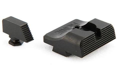 Heinie Slantpro Tritium Night Sight Sets For Glock Slantpro Sight Set For Glock