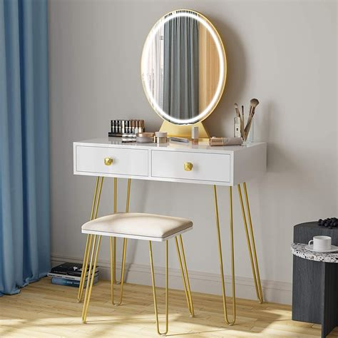 Heitz Vanity Set with Mirror