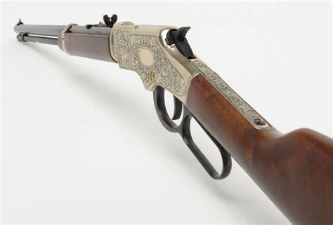 Henry 22 Cal Magnum Rifle Octagon Barrel Lever Action