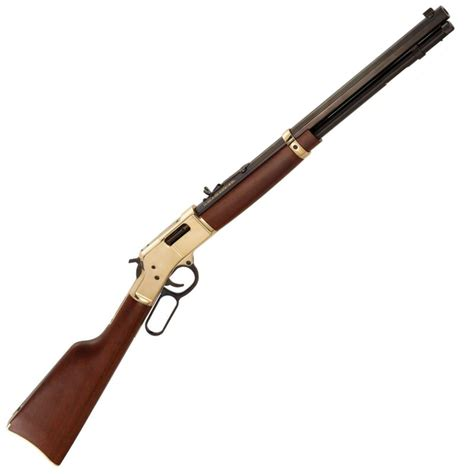 Henry Big Boy Lever Action Rifle 327 Federal 20 Octagon