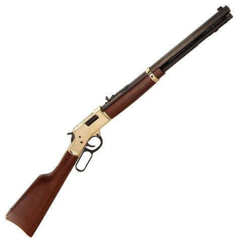 Henry Big Boy Lever Action Rifle H006m 357 38 Special