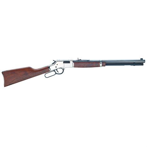 Henry Big Boy Silver Lever Action 357 Magnum 20