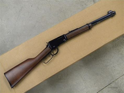 Henry Lever Action Youth Model 22 Rifle