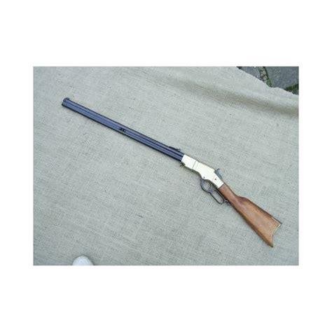 Henry Rifle Black Vs Brass 22