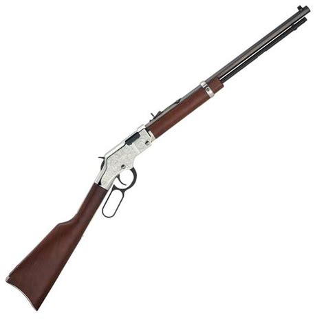 Henry Silver Eagle Lever Action 22 Rimfire Rifle