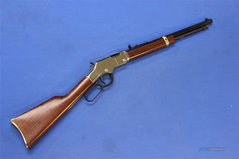 Henry Youth Lever Action 22 Rifle For Sale