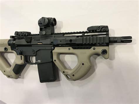 Hera Arms Cqr Front Grip Ar Pistol