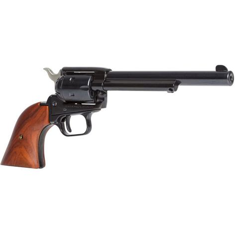 Heritage Arms 6 Round 22 Long Rifle Revolver Review