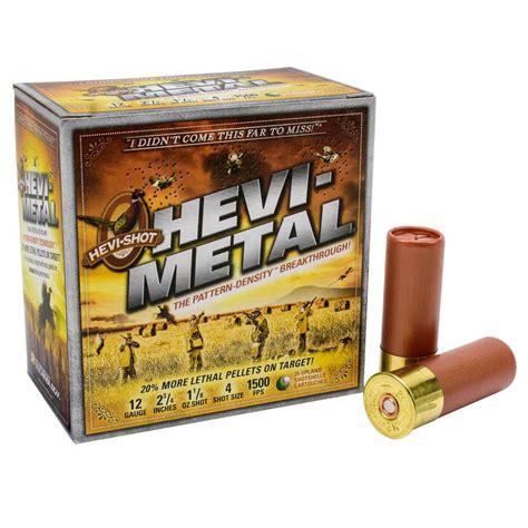 Hevimetal Shotgun Shells