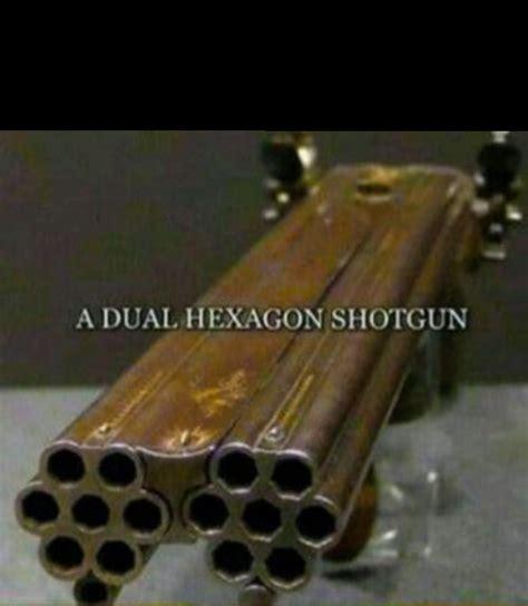 Hexagon Shotgun Shells
