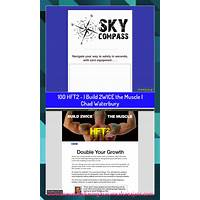 Hft2: build 2wice the muscle that works