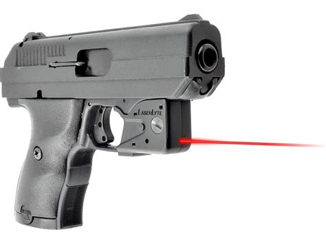 Hi Point 9mm With Laser Sight
