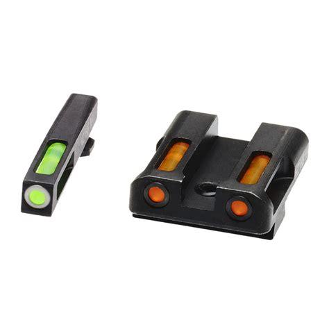 Hi Viz Sights For Glock 19