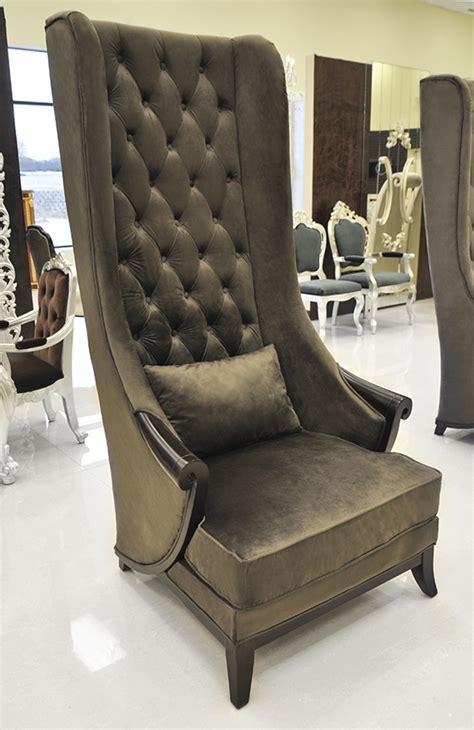 High Back Living Room Chair