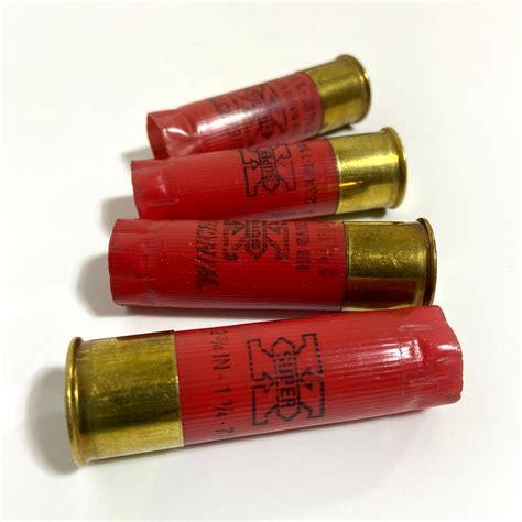 High Brass 12 Gauge Shotgun Shells