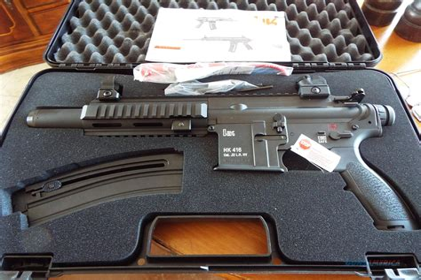 High Capacity 22lr Handgun