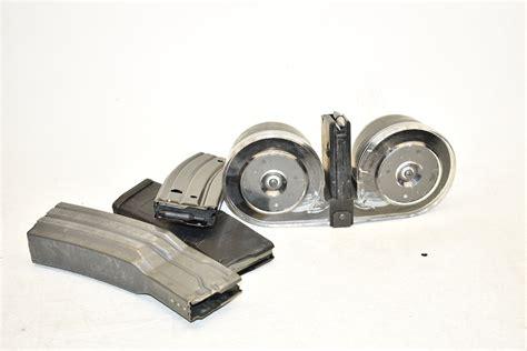 High Capacity Rifle Magazines
