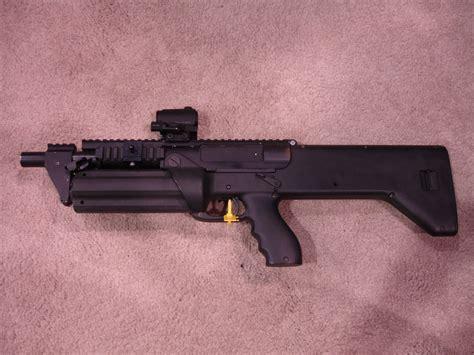 High Capacity Semi Auto Shotgun