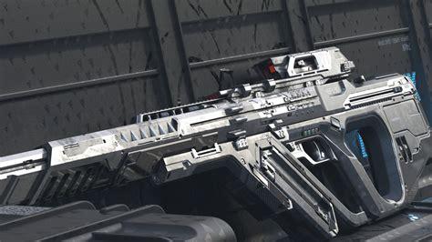High Energy Sniper Rifle