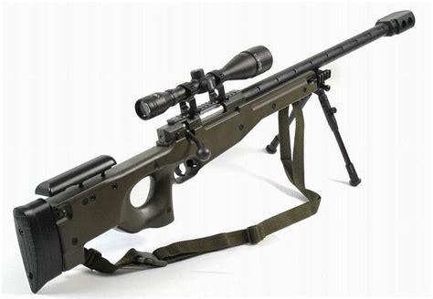 High Powered Assault Rifle