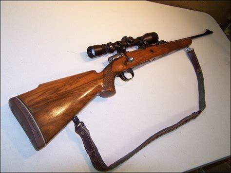 High Powered Rifle 308