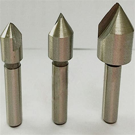 High Speed Steel Countersink Bits - The Home Depot