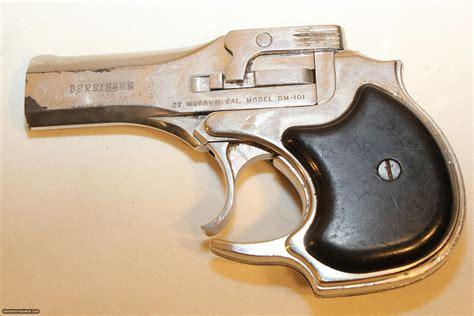 High Standard Derringer 22 22mag Pistol Jack First Inc