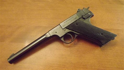 High Standard HD Military The Firearms Forum - The