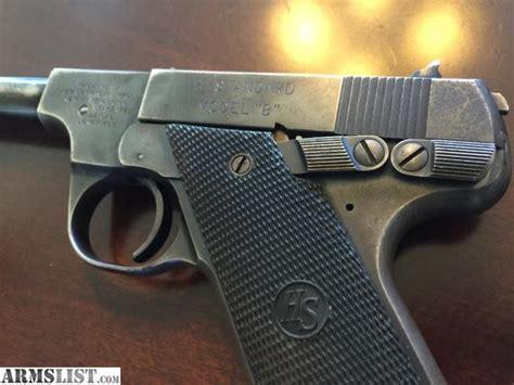 High Standard Model B 22 Long Rifle